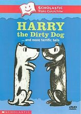Harry the Dirty Dog...and More Playful Puppy Stories (DVD, 2003)