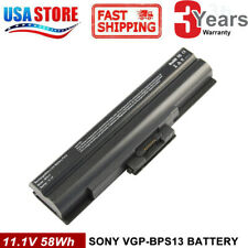 Battery for Sony Vaio VGP-BPS13A/B VGP-BPS13B/Q VGP-BPS21A Support Windows7