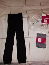 La Redoute Collections Big Girls Pack Of 2 Pairs Of Plain Tights