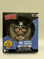 Funko Dorbz  Superman DC Super Heroes Clark Kent #345 Hot Topic LE 3500 In Hand