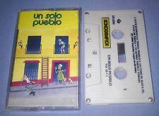 UN SOLO PUEBLO VOL 12+1 cassette tape album W48