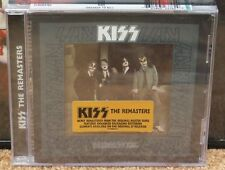 KISS DRESSED TO KILL REMASTERED USA CD SEALED WITH GOLD STICKER