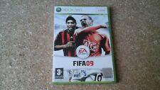 FIFA 09-Version 3 - (Microsoft Xbox 360, 2008)