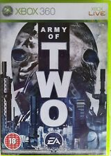 Army Of Two. XBox 360. Fisico.