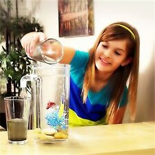Fish Tank Aquarium Self-cleaning Building Cleaning Ecological Goldfish Bowl SM