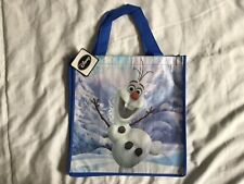 Disney's Olaf Frozen Blue Reusable Bag