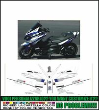 kit adesivi stickers compatibili tmax 2008 2011 lorenzo