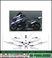 kit adesivi stickers compatibili tmax 2008 2011 lorenzo