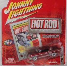 CHEVY IMPALA 58 -  JOHNNY LIGHTNING HOT ROD 1/64