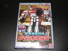 Power Ranger Go Go Sentai Boukenger Operation Overdrive DX Sirenbuilder #11-13