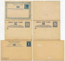 CEYLON QV REPLY STATIONERY CARDS 3 ITEMS COMPLETE