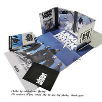 Linkin Park Special Collectors 4CD + DVD Box Hybrid Theory Meteora Live In Texas