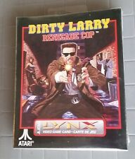 DIRTY LARRY  Atari Lynx NEW Factory Sealed