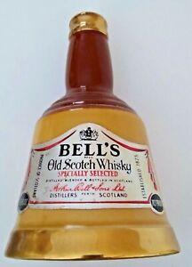 Wade Bells Scotch Whisky Decanter 6 2/3 fl oz 70 proof