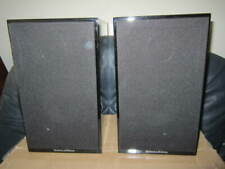 B&W 707 S2 loudspeakers. excellent, under warranty