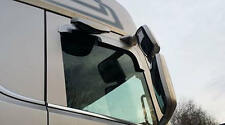 Scania Next Gen R / S Series Window Deflectors Pair of Wind. Rain Air (Short)