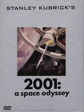 2001: A Space Odyssey - CDA Collector's Edition Box Set DVD + Soundtrack *OOP*
