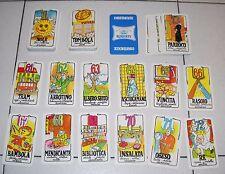 Le CARTE DEI SOGNI 90 cards CONFIDENZE Max Vitale 1985 NUOVO No Tarocchi