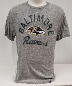 Brand New Majestic Men's NFL Baltimore Ravens Short Sleeve Shirt