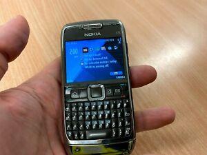 Original RETRO 3G NOKIA E71-1 Unlocked