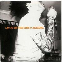"""Lay It On The Line - Arizona - 7"""" Vinyl Record"""