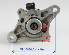starter motor for SYM Jolie 50cc 2T scooter for replacement