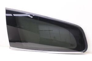 CHEVY TRAVERSE LT 15 16 17 REAR DRIVER QUARTER GLASS WINDOW W/O TINT OPT ANJ OEM