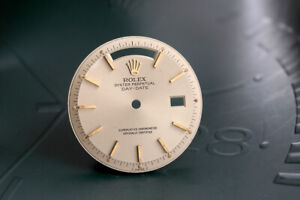Rolex Day-Date Champagne Stick dial for model 1803 - 1807 FCD11917