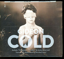 GIDEON COLD CD SEALED HARDCORE METAL PUNK KNOCKED LOOSE JAMEY JASTA HATEBREED