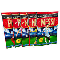 Ultimate Football Heroes Limited Int Edition 5 Books Collection Set Pack