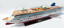 "Norwegian Star Handmade Cruise Ship Model 40"""