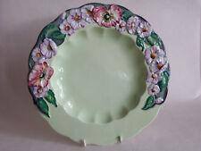 Stunning Carlton Ware Australian Green Poppies & Daisies Large Plate/Dish