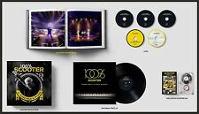 """Scooter """"100% Scooter-25 Years Wild & Wicked ltd Deluxe Box 5CD LP MC NEU 2017"""