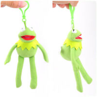 Muppets Kermit The Frog Plush Doll Toy  Keychain Keyring Pendant Kids Toys