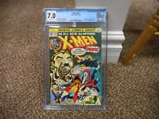 X-Men 94 cgc 7.0 Marvel 1975 2nd appearance of Storm 3rd Wolverine 1st print WHT