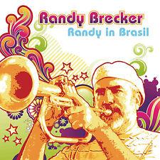 LP Vinyl Randy Brecker Randy In Brasil Deluxe Edition LP & CD Set