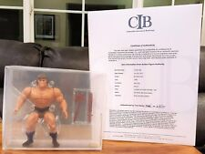 Brown Hair He-Man AFA 90 NM+MT Wonder Bread 1 OF ONLY 5! Masters of the Universe
