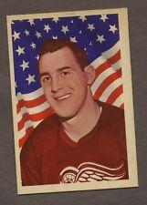 1963-64 Parkhurst No. 43 Red Wings Pete Goegan Ex