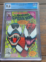 Amazing Spider-Man 363 CGC 9.6 - 3rd Appearance of Carnage