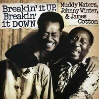 Breakin' It Up Stop And Go - Muddy Waters/Johnny Winter/James Cotton CD