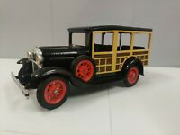 HUBLEY TOY WOODY 1930 Model A FORD PANEL TRUCK 854-5K Lancaster PA USA .