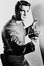 Leslie Nielsen Pointing Space Gun Forbidden Planet 11x17 Mini Poster