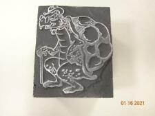 Printing Letterpress Printer Block Decorative Cartoon Tortoise Print Cut