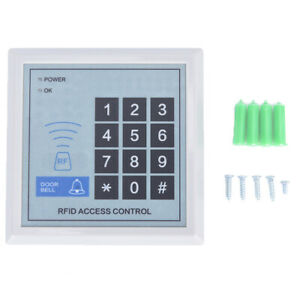 Security RFID Proximity Entry Door Lock Access Control System Device MachinH Cw
