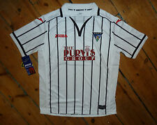 age 13/14 Years DUNFERMLINE ATHLETIC FC SHIRT soccer Jersey Joma