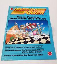 Australian Nintendo Power Magazine / Nintendo Magazine System - Winter 1991 RARE