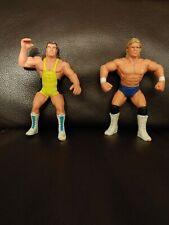 Scott Steiner and Lex Luger WCW Galoob Vintage Wrestling Action Figure