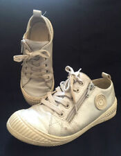 Chaussures à zip en cuir pour fille de 2 à 16 ans pointure 32