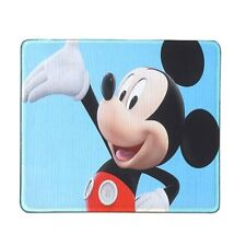 Mickey Mouse Blue !  Disney Disneyland Anti slip COMPUTER MOUSE PAD 9 X 7inch