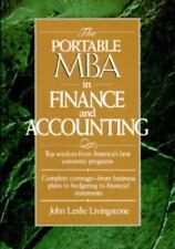 NEW - The Portable MBA in Finance and Accounting